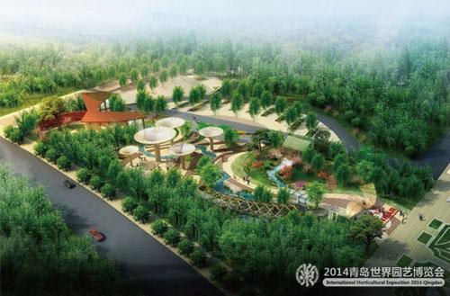 青岛世园会结束以后_青岛世园生态都市新区概念规划展举行 【3】--地方领导--人民网