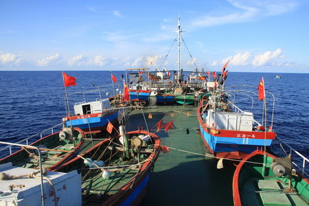 海南海洋与渔业系统半年来已有12名官员落马|海南反腐|中央反腐
