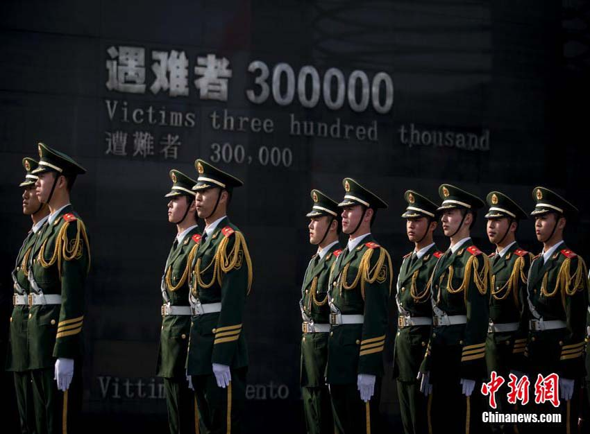 高清:南京将举办国际和平集会【6】