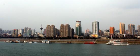 【城市风景--宜昌三峡坝区摄影图片】三峡坝区