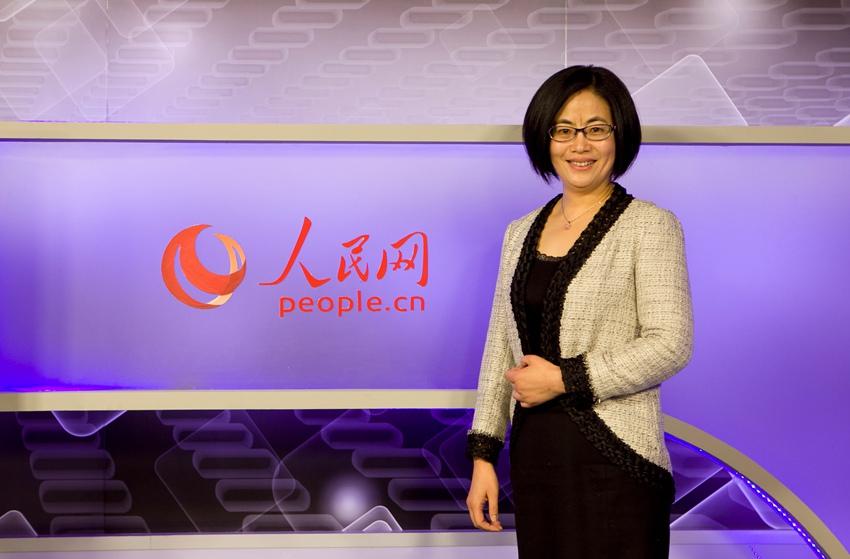 高清:澳门科技大学副校长陈曦做客人民网