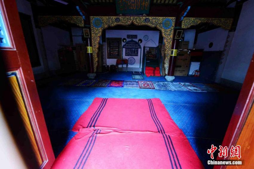 三中三复式计算器:高清:泉州海上丝绸之路的历史见证——千年清净寺图片