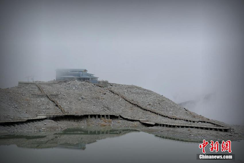 四川达古冰山风景区,达古自然保护区位于四川