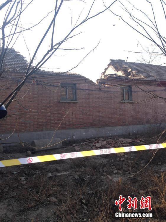 高清:河北永清一幼儿园发生坍塌事故 已致3名