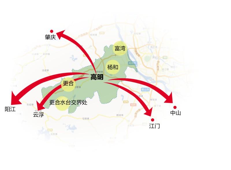 南海机场建设位置地图