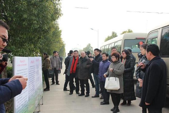 如皋花木大世界花卉苗木市场,蚕桑生产特色村——江安镇周庄社区和