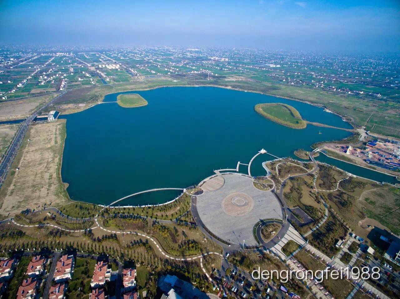 如皋龙游湖将打造时尚文化街区