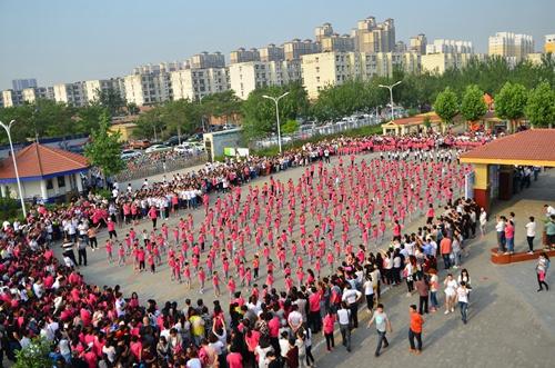 青县实验幼儿园开展大型亲子趣味游园活动