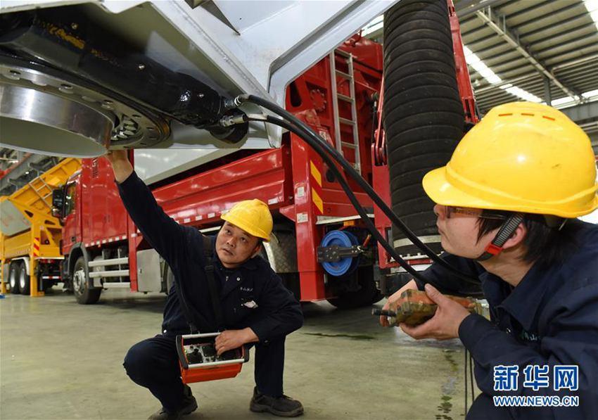 【高清】福建莆田:工业企业转型升级促增长