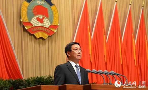服务大局履职尽责 政协上海市十二届五次会议闭幕