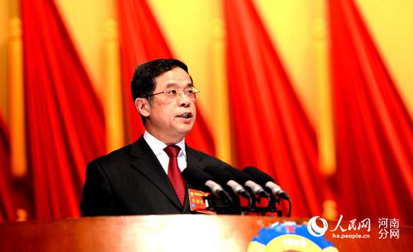 河南省政协十一届五次会议闭幕 叶冬松讲话