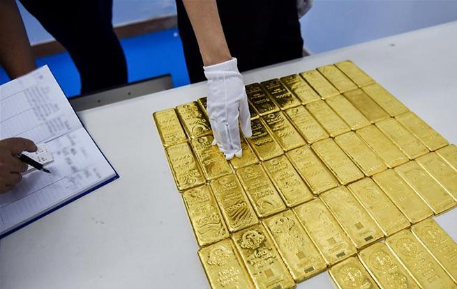 深圳查获走私黄金出境案 初估案值逾1000万元