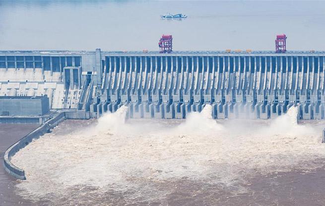 三峡将迎6万立方米每秒洪峰 影响川蜀鄂等省市