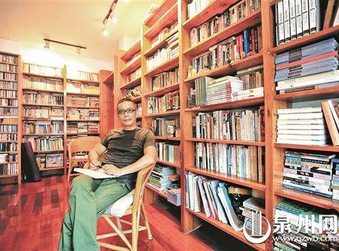 40年来泉州百姓家中书房变化
