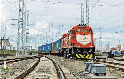 满洲里海关:让班列跑出中国速度