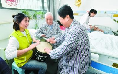 北京市举办900余项敬老活动喜迎重阳
