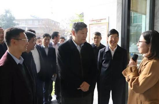 中宣部副部长孙志军来宜兴调研新时代文明实践中心建