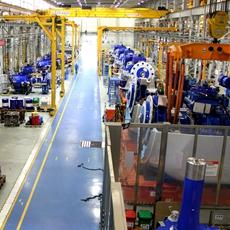 远景能源已成为江阴绿色发展的标杆企业。