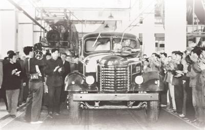 故事:第一批国产汽车诞生