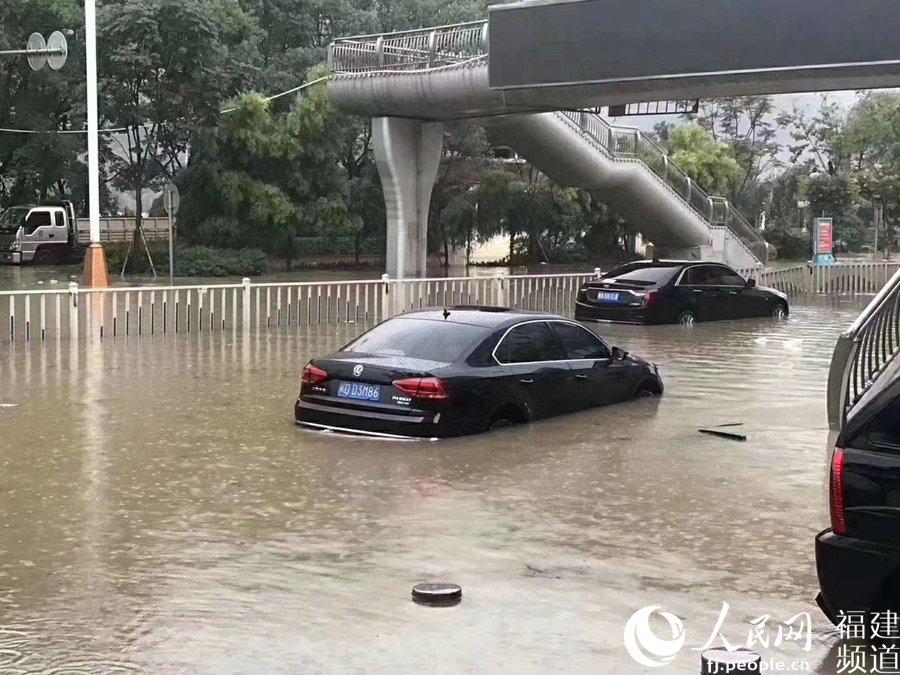 22省份675万人遭遇洪灾 短期内强降雨仍将持续
