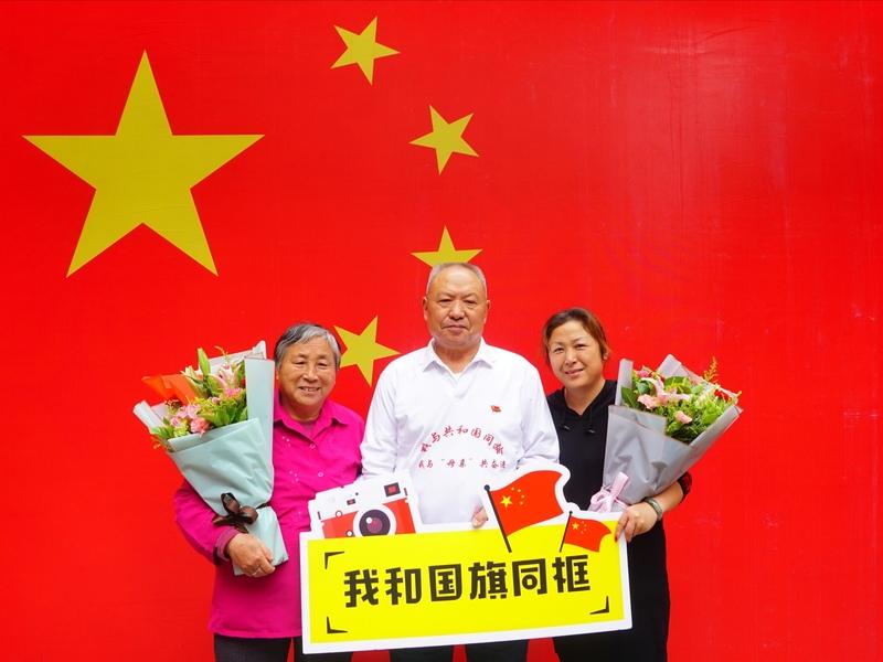 新中国成立70周年庆祝活动引发各地强烈反响