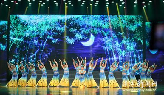 湛江市老干部大学喜迎新春