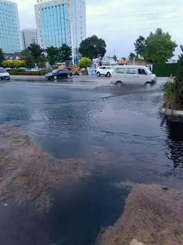 急难愁盼|甘肃庆阳污水处理厂任意排污水?官方回复来了
