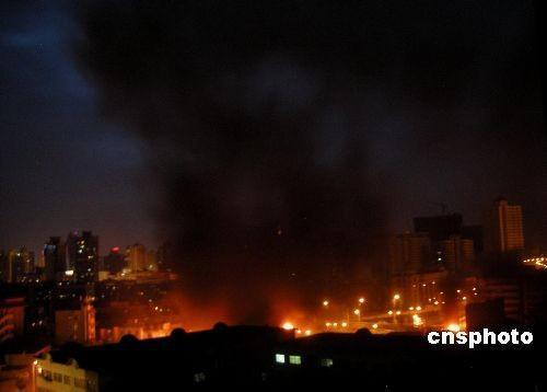 中新社:乌鲁木齐7·5事件造成140人死828人伤