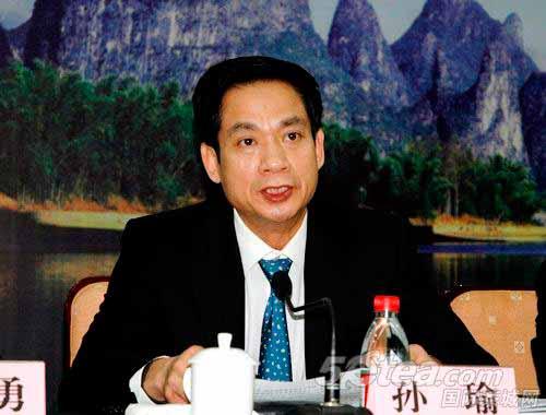 广西壮族自治区原副主席孙瑜一审被判18年(图