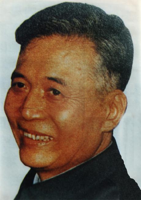 邓稼先(1924-1986)安徽怀宁人,著名核物理学家,中国科学院院士。