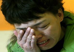 1月5日,刘月红在北京接受媒体采访。
