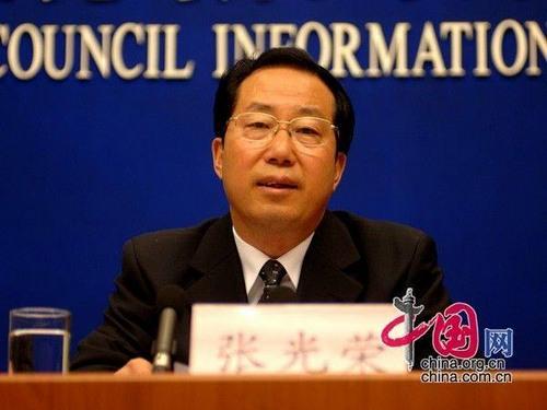 青海省副省长张光荣:玉树重建面临五难